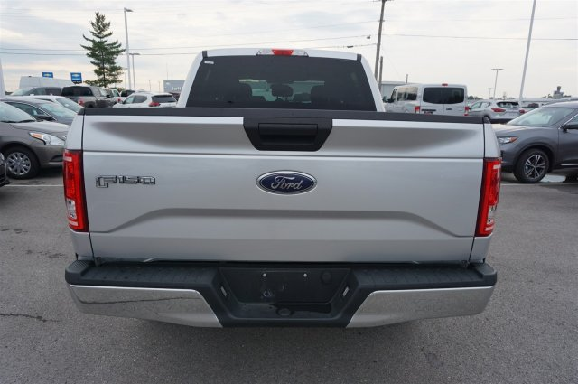 2017 F-150 Crew Cab 4x4, Pickup #AT0802 - photo 4