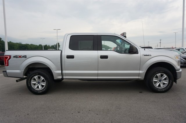 2017 F-150 Crew Cab 4x4, Pickup #AT0802 - photo 6
