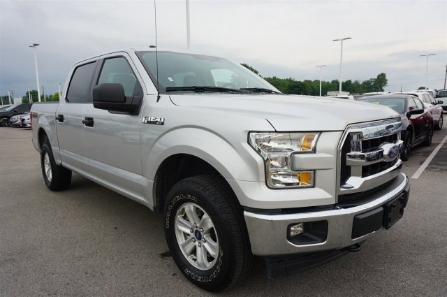 2017 F-150 Crew Cab 4x4, Pickup #AT0802 - photo 7