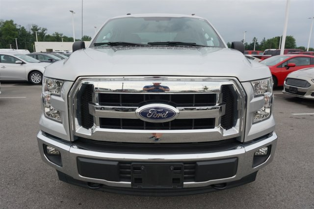 2017 F-150 Crew Cab 4x4, Pickup #AT0802 - photo 8