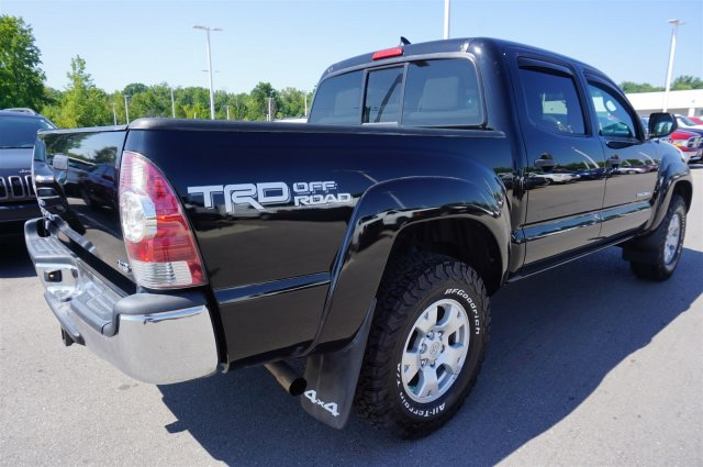 2015 Tacoma Double Cab 4x4, Pickup #AT0909 - photo 4