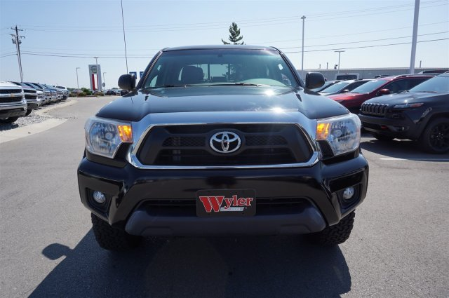 2015 Tacoma Double Cab 4x4, Pickup #AT0909 - photo 7