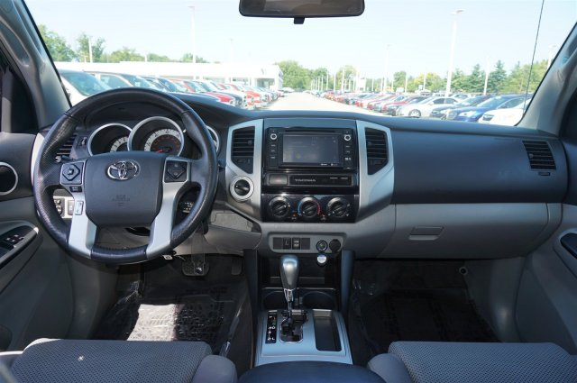 2015 Tacoma Double Cab 4x4, Pickup #AT0909 - photo 10