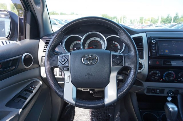 2015 Tacoma Double Cab 4x4, Pickup #AT0909 - photo 11