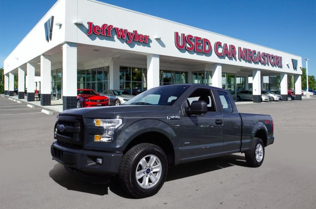 2016 F-150 Super Cab 4x4, Pickup #AT1682 - photo 1