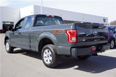 2016 F-150 Super Cab 4x4, Pickup #AT1682 - photo 2
