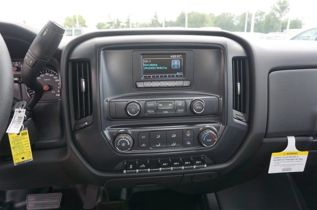 2017 Silverado 3500 Regular Cab 4x4, Cab Chassis #A342240 - photo 14
