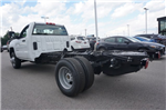 2017 Silverado 3500 Regular Cab DRW 4x4 Cab Chassis #A342240 - photo 1