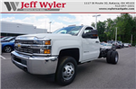 2017 Silverado 3500 Regular Cab 4x4, Cab Chassis #A342240 - photo 1