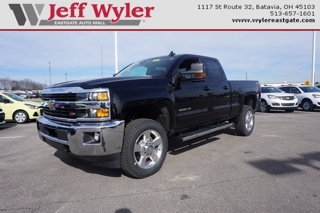 2017 Silverado 2500 Double Cab 4x4 Pickup #A342346 - photo 1