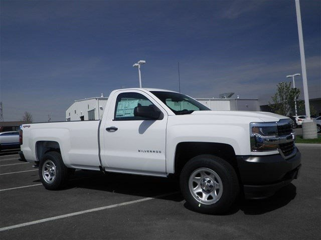 2016 Silverado 1500 Regular Cab 4x4 Pickup #A342775 - photo 4