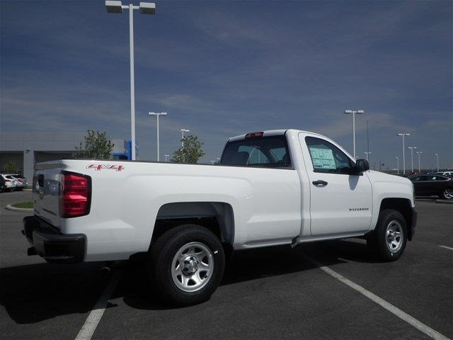 2016 Silverado 1500 Regular Cab 4x4 Pickup #A342775 - photo 6