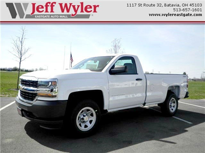 2016 Silverado 1500 Regular Cab 4x4 Pickup #A342775 - photo 1