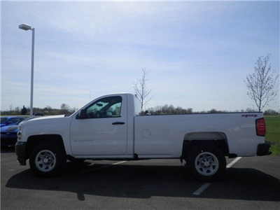 2016 Silverado 1500 Regular Cab 4x4 Pickup #A342775 - photo 8