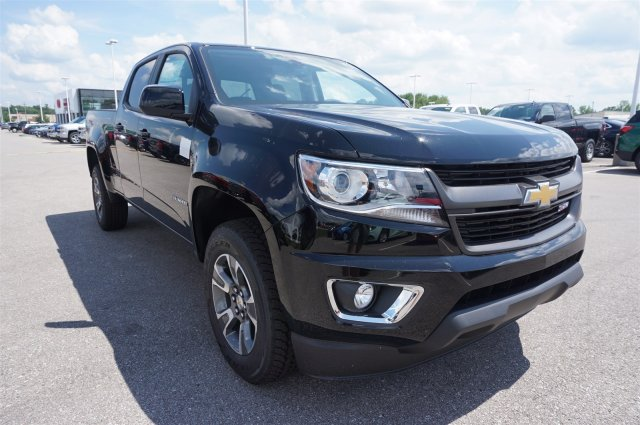 2017 Colorado Crew Cab 4x4 Pickup #A342800 - photo 7