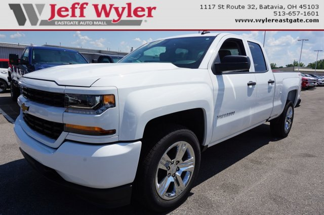 2018 Silverado 1500 Extended Cab 4x4 Pickup #A342822 - photo 1