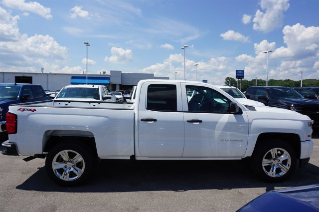 2018 Silverado 1500 Extended Cab 4x4 Pickup #A342822 - photo 6