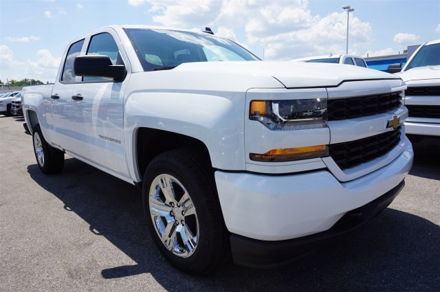 2018 Silverado 1500 Extended Cab 4x4 Pickup #A342822 - photo 7