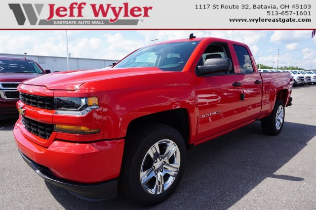 2018 Silverado 1500 Extended Cab 4x4 Pickup #A342845 - photo 1