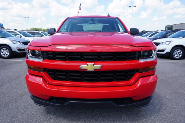 2018 Silverado 1500 Extended Cab 4x4 Pickup #A342845 - photo 8