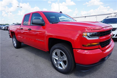 2018 Silverado 1500 Extended Cab 4x4 Pickup #A342845 - photo 7