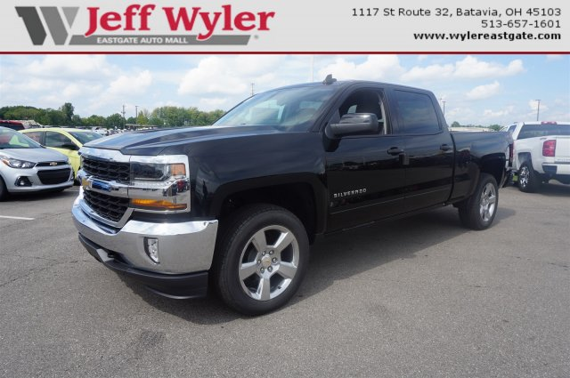 2018 Silverado 1500 Crew Cab 4x4 Pickup #A342971 - photo 1