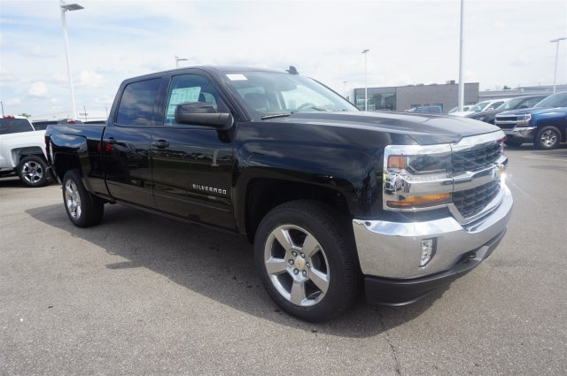 2018 Silverado 1500 Crew Cab 4x4 Pickup #A342971 - photo 7