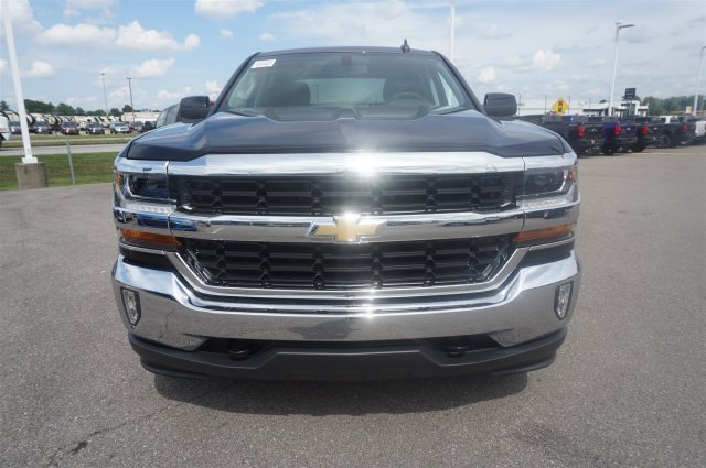 2018 Silverado 1500 Crew Cab 4x4 Pickup #A342971 - photo 8