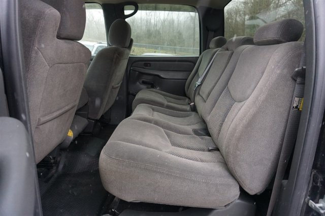 2006 Silverado 3500 Crew Cab 4x4, Pickup #A342972B - photo 22
