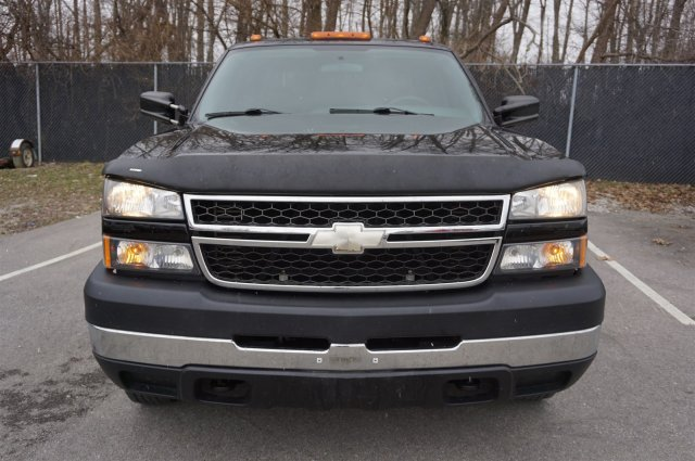2006 Silverado 3500 Crew Cab 4x4, Pickup #A342972B - photo 8