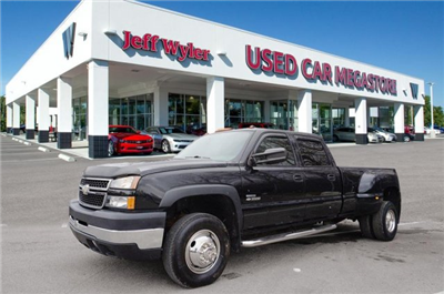 2006 Silverado 3500 Crew Cab 4x4, Pickup #A342972B - photo 1