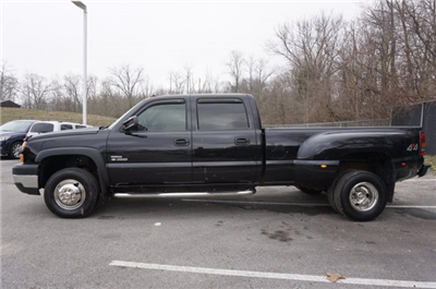 2006 Silverado 3500 Crew Cab 4x4, Pickup #A342972B - photo 3