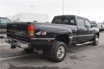 2006 Silverado 3500 Crew Cab 4x4, Pickup #A342972B - photo 5