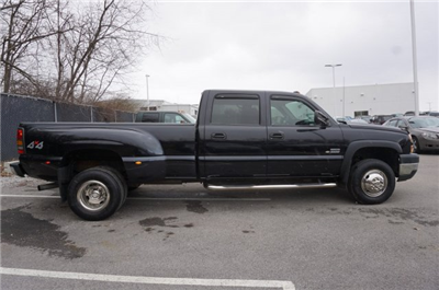 2006 Silverado 3500 Crew Cab 4x4, Pickup #A342972B - photo 6