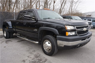 2006 Silverado 3500 Crew Cab 4x4, Pickup #A342972B - photo 7