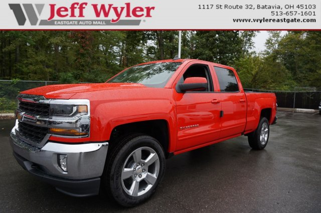 2018 Silverado 1500 Crew Cab 4x4 Pickup #A343040 - photo 1