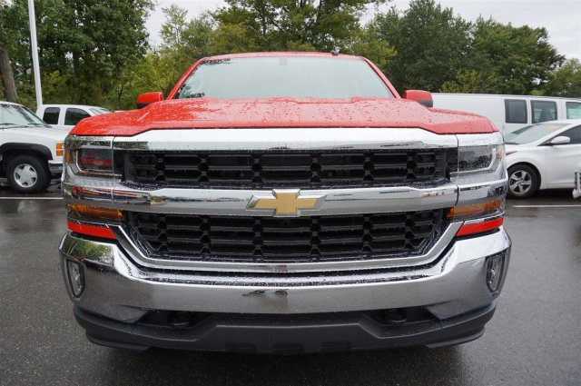 2018 Silverado 1500 Crew Cab 4x4 Pickup #A343040 - photo 8