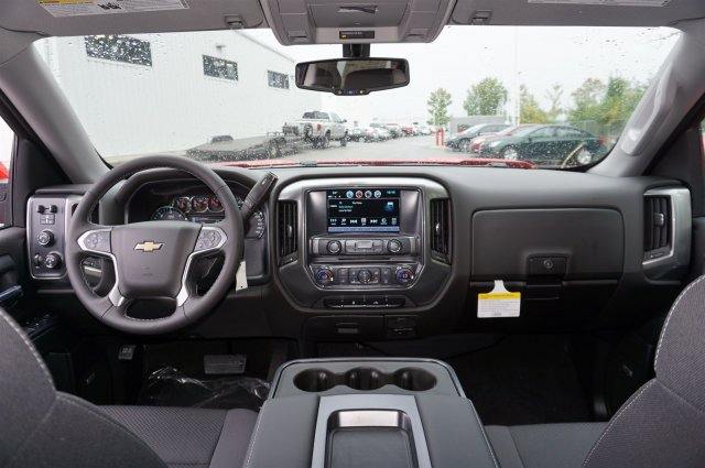 2018 Silverado 1500 Crew Cab 4x4 Pickup #A343040 - photo 11