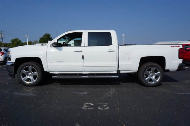 2018 Silverado 1500 Crew Cab 4x4, Pickup #A343079 - photo 3