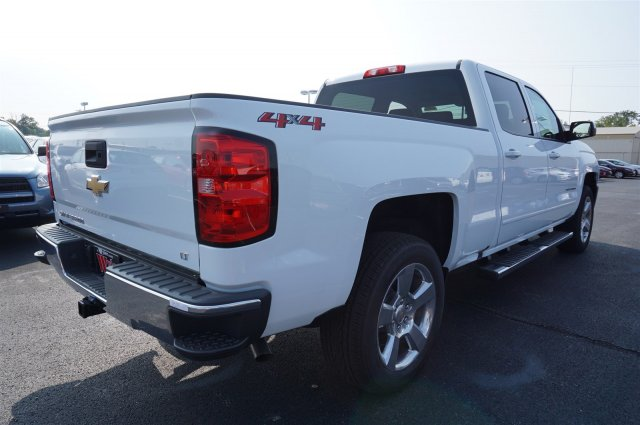 2018 Silverado 1500 Crew Cab 4x4, Pickup #A343079 - photo 5