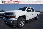 2018 Silverado 1500 Crew Cab 4x4, Pickup #A343079 - photo 1