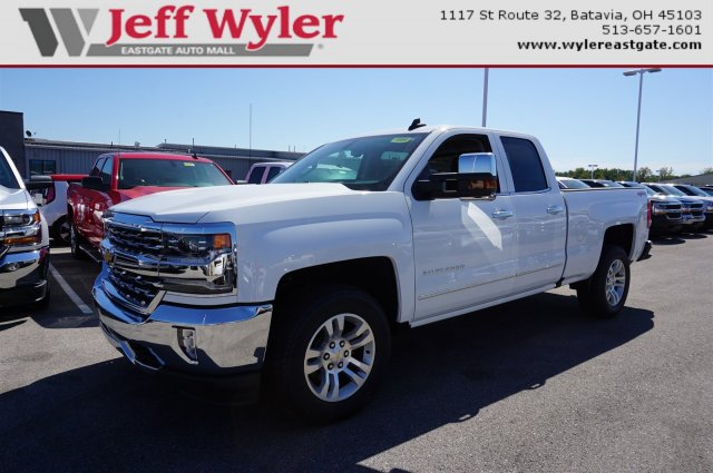 2018 Silverado 1500 Extended Cab 4x4 Pickup #A343145 - photo 1