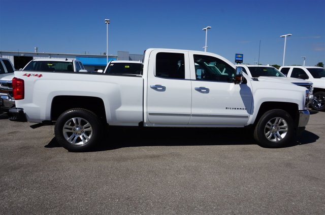 2018 Silverado 1500 Extended Cab 4x4 Pickup #A343145 - photo 6