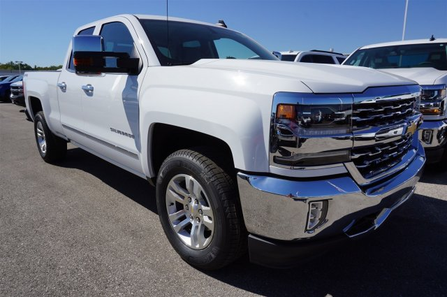 2018 Silverado 1500 Double Cab 4x4, Pickup #A343145 - photo 7