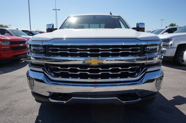 2018 Silverado 1500 Double Cab 4x4, Pickup #A343145 - photo 8