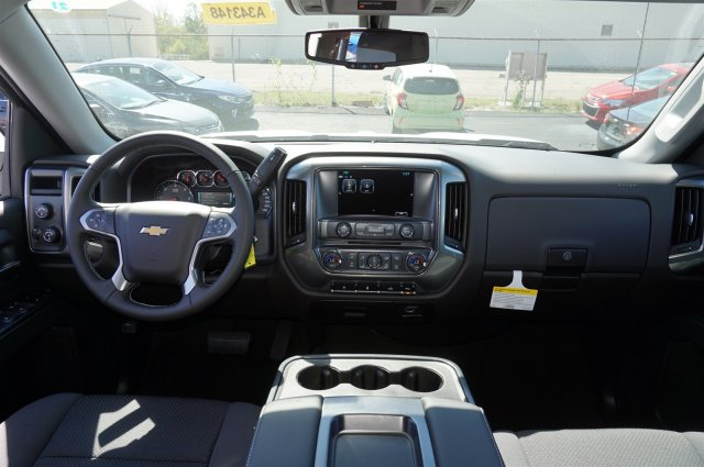 2018 Silverado 1500 Extended Cab 4x4 Pickup #A343148 - photo 11