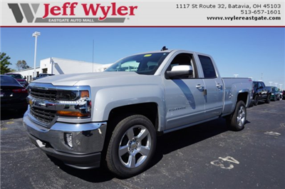 2018 Silverado 1500 Extended Cab 4x4 Pickup #A343148 - photo 1