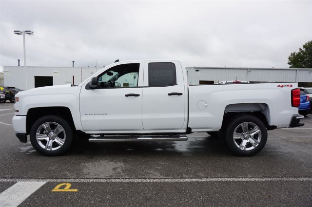 2018 Silverado 1500 Extended Cab 4x4 Pickup #A343156 - photo 3