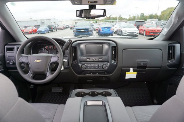 2018 Silverado 1500 Extended Cab 4x4 Pickup #A343156 - photo 11
