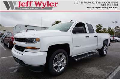 2018 Silverado 1500 Double Cab 4x4, Pickup #A343156 - photo 1